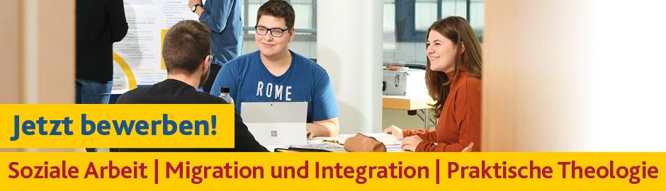 Online Bewerbung Katholische Hochschule Mainz 2